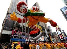 thanksgiving day parade held in new york lifestyle news sina
