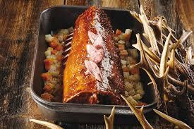 cuisiner du chevreuil au four bien cuisiner la viande de gibier savoir cuisiner fr