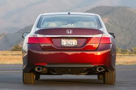 what of gas does a honda accord v6 use 2014 honda accord car review autotrader