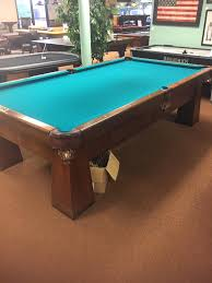 jones brothers pool tables 9 antique brunswick harrison good jones brothers pool tables