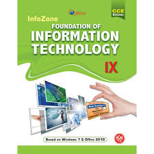 buy cbse board ncert information technology textbooks for class 9