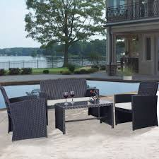 Outdoor Wicker Patio Furniture Sets Furniture Cool Outdoor Living With Patio Furniture Tucson To Fit