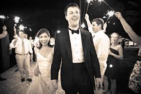 Sparklers For Weddings Wedding Ideas Sparkler Exit Photos From Real Weddings Inside
