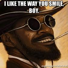 Trollface Meme Generator - i like the way you smile boy django trollface meme generator