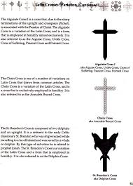 crosses christian and otherwise their form and meaning