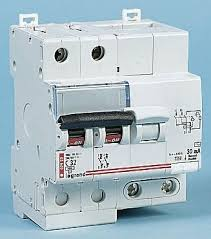 079 20 legrand 20a 2 pole type c miniature circuit breaker 230
