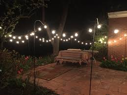 Outdoor Patio Hanging Lights by We Love How Our Customer