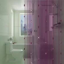 gardinen für badezimmer gardinen dekorationsvorschläge dekoideen für fenster und badezimmer