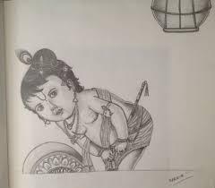pencil sketches of radha krishna pencil sketch of radha krishna