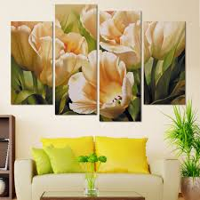 Decorative Wall Art by Online Get Cheap Wall Art Floral Aliexpress Com Alibaba Group