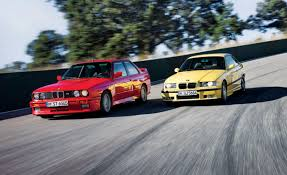 first bmw m3 car u0026 driver the bmw m3 four generations on the track bmw news