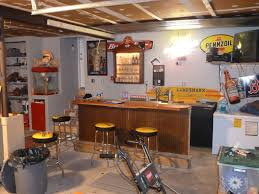 diy garage man cave with right interior house design and office image of diy garage man cave design ideas