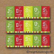 printable christmas bookmark jesus scripture bible verse