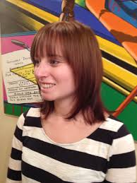 what is a convex hair cut before after of our free haircut winner the art of hair by leah