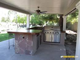 outdoor kitchen island custom outdoor kitchens gpt constructiongpt construction