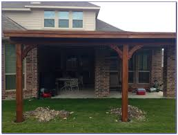 Outdoor Covered Patio by Outdoor Covered Patio Attached To House Patios Home Decorating