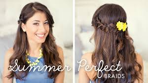summer perfect braids youtube
