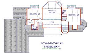 big sky log cabin floor plan big sky log floor plan log cabin 3056 sq ft expedition log