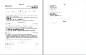 resume waitress resume badak