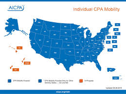 Map Of Puerto Rico by Puerto Rico Becomes 52nd Jurisdiction To Approve Individual C Aicpa