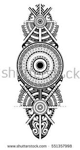 vector images illustrations and cliparts maori design