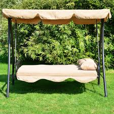 Outdoor Patio Swing by Aosom Outsunny 80