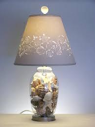 Seashell Light Fixture Seashell Light Fixture Barbaragailss Seashell Light Fixtures