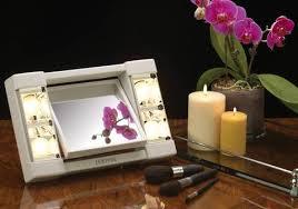 Magnifying Makeup Mirror With Light Jerdon 6