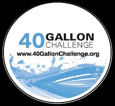 Challenge Water 40 Gallon Challenge Water Conservation Program