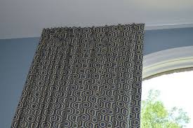 Ceiling Track Curtains Ceiling Mount Archives Spruce Interiors