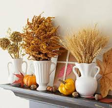24 best fall mantel decorating ideas and designs for 2017