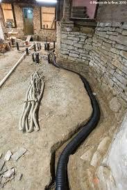 perimeter drain installation reshaping our footprint