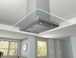 Island Kitchen Hoods by Kitchen Ventilation System Design Voluptuo Us