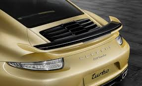 new porsche 911 turbo turbo s aerokit adds downforce but not drag