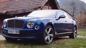 bentley 2020 bentley mulsanne speed luxury just got faster