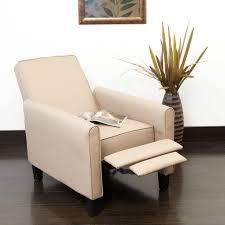 Armchair Recliner Furniture Modern Leather Recliner Recliner Chair Swivel Rocker