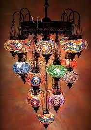 Turkish Lighting Fixtures Mosaic Light Fixtures Foter