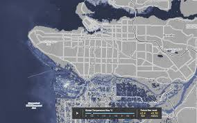 More Sea Level Rise Maps A Disaster In Slow Mo U0027 See How Vulnerable Vancouver Halifax And