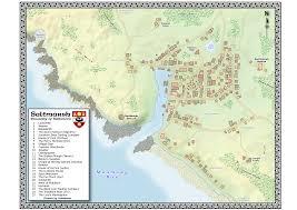 Map Of Faerun Dragonsfoot U2022 View Topic Saltmarsh And The Sinister Secret Of