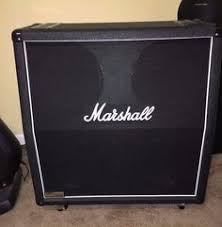 Marshall 1x12 Extension Cabinet Marshall Mg 100fx Head 100 Watt Guitar Amp And Marshall Speaker
