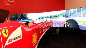 museum maranello formula 1 simulator at museum maranello