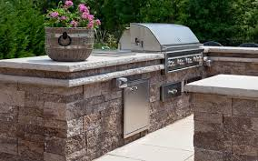Backyard Grill Designs by Outdoor Entertainment Features Can Transform Your Home U0027s Backyard