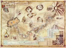 Map From 87 Best Literary Maps Images On Pinterest Books Cartography