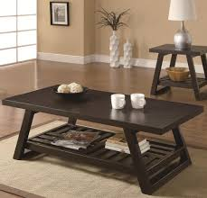 Lower Coffee Table by Amazon Com Coaster Home Furnishings 701868 Casual Coffee Table