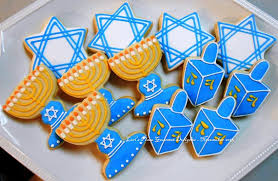 hanukkah cookies items similar to reserved for hanukkah cookies hanukkah