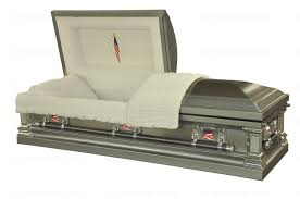 funeral casket majestic veteran stainless steel casket air casket