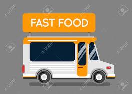 camion cuisine mobile restauration rapide voiture camion de ville camion