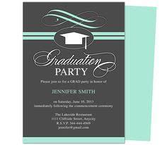 grad party invitations graduation party invitations cloveranddot