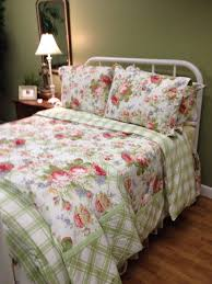 Ralph Lauren Blankets Chaps Constance Garden On The Bed Ralph Lauren U0027s Retired And