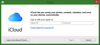 set up icloud account on pc add icloud to a windows 8 pc ask dave taylor